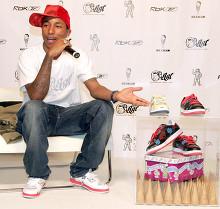 Pharrell Williams Editorial Stock Photo