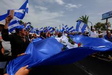 """CIDH exige renuncia """"inmediata"""" de Ortega y junta de transición en Nicaragua"""