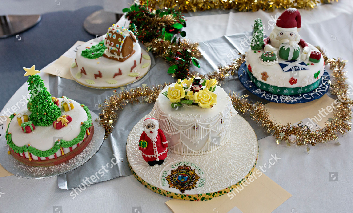 Cakes competition Editorial Stock Photo - Stock Image | Shutterstock