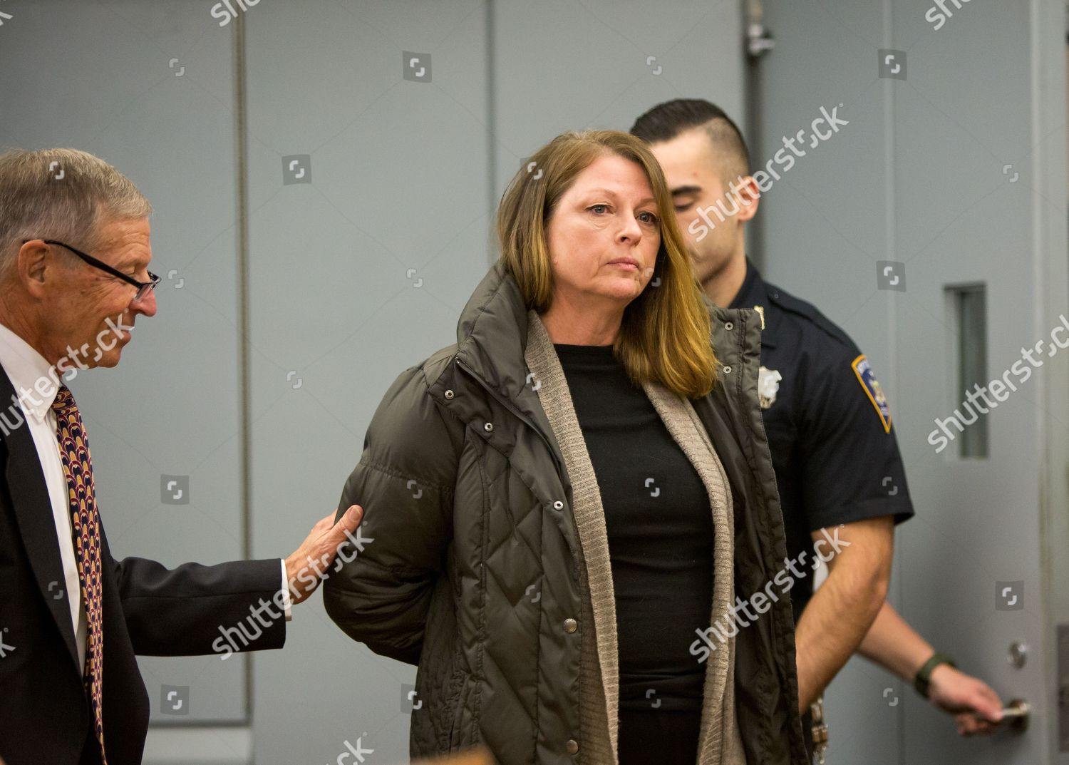 Annmarie Drago appears Suffolk County District Court