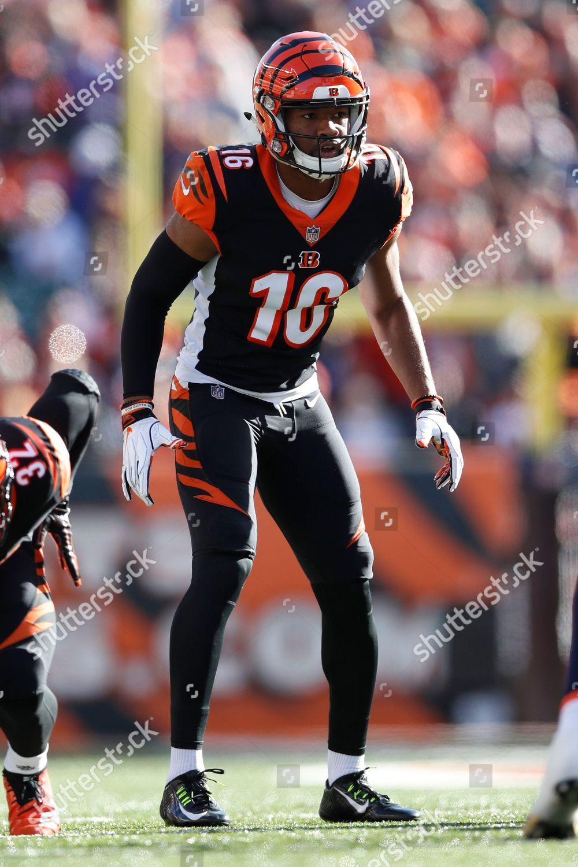 Cincinnati Bengals wide receiver Cody Core 16 Editorial Stock ...