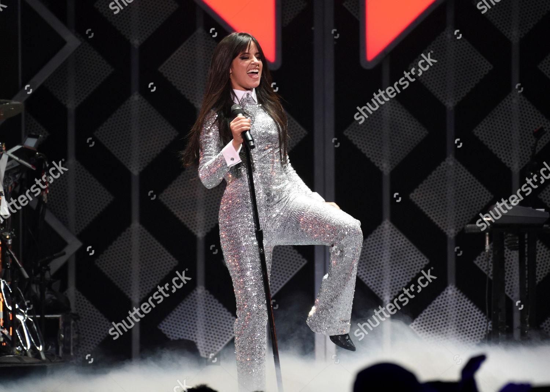 Camila Cabello performs Z100s iHeartRadio Jingle Ball