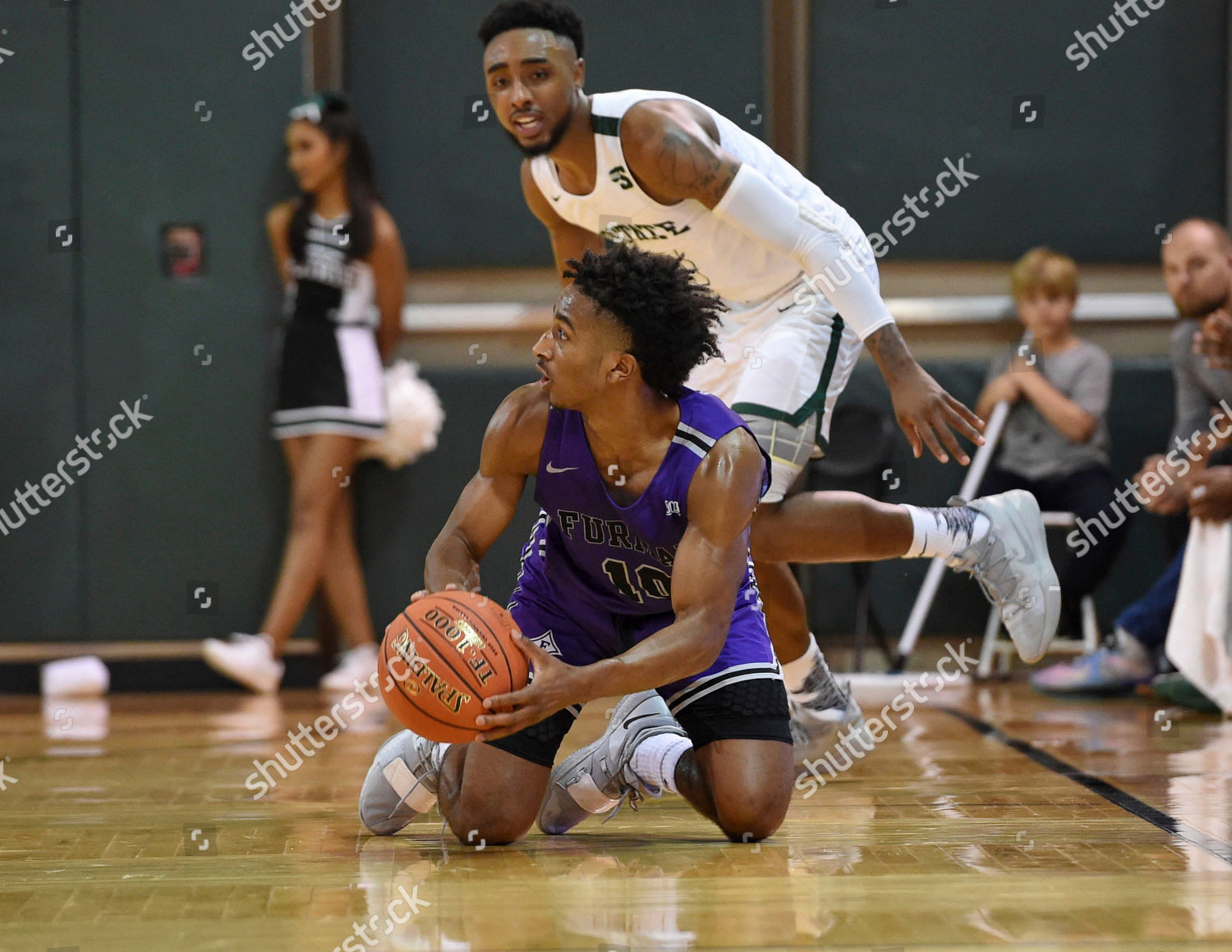7a65f45405d5 Furman SC Upstate Basketball, Spartanburg, USA Stock Image by Richard Shiro  for editorial use, Dec 8, 2018