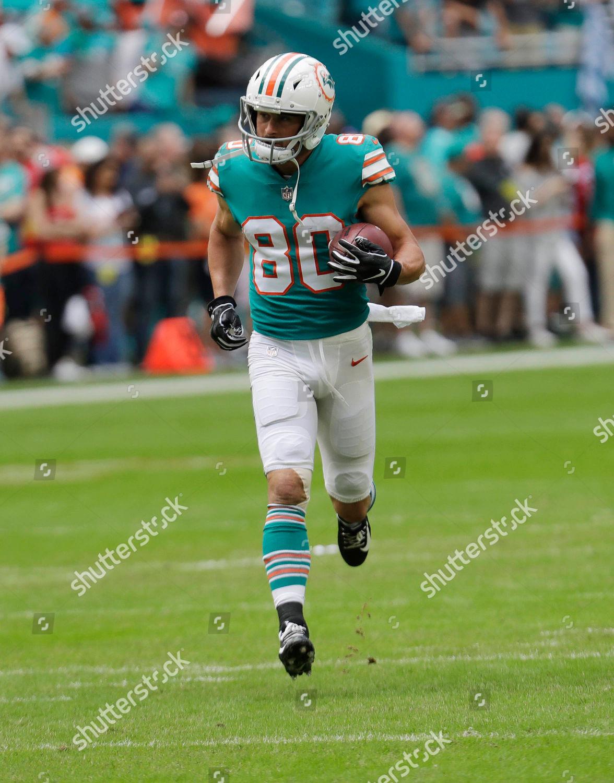 best service 2d26c ba329 Miami Dolphins wide receiver Danny Amendola 80 Editorial ...