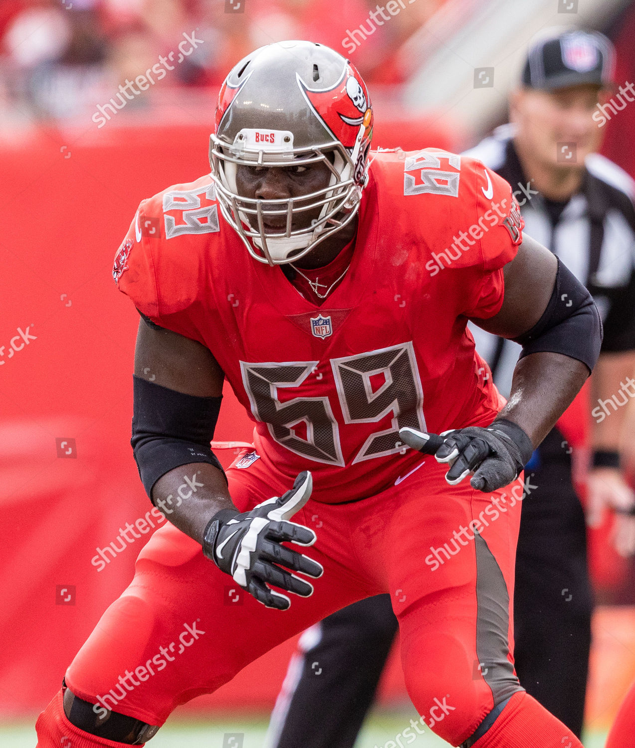 the best attitude 660f2 e3d0c Tampa Bay Buccaneers offensive tackle Demar Dotson Editorial ...