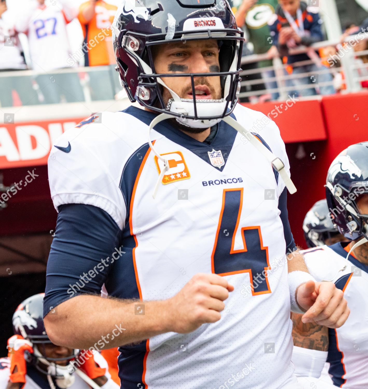 buy popular 12cb1 e572e Denver Broncos quarterback Case Keenum 4 takes Editorial ...