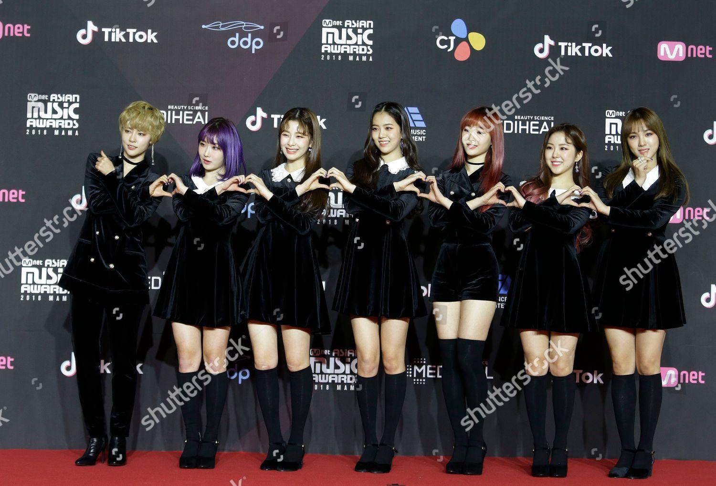 Mnet Asian Music Awards, Seoul, South Korea - 10 Dec 2018