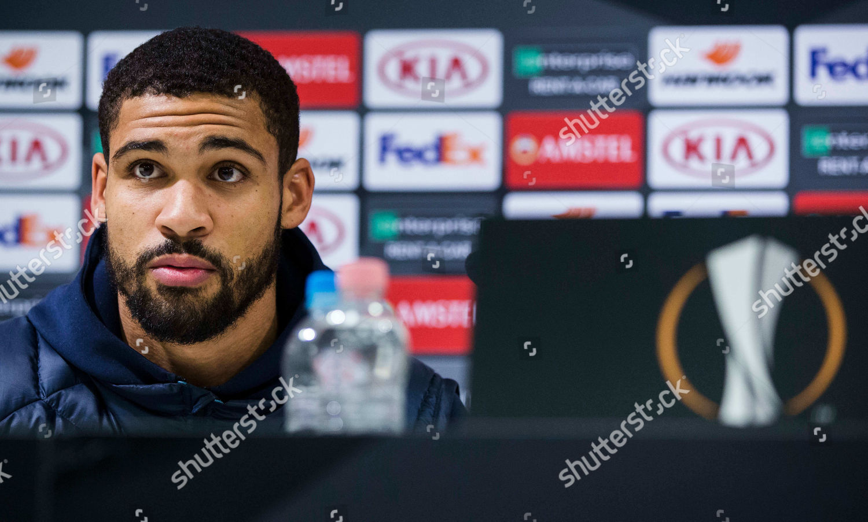 Ruben LoftusCheek Chelsea faces media Editorial Stock Photo