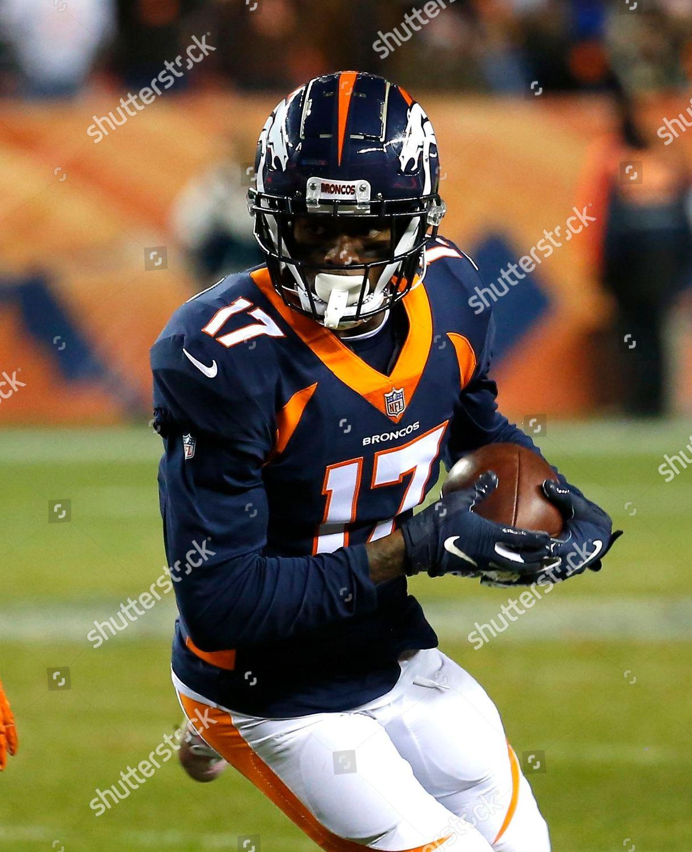 quality design f1f62 6493f Denver Broncos wide receiver DaeSean Hamilton 17 Editorial ...