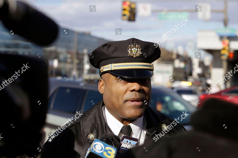 Capt Sekou Kinebrew Philadelphia Police Department addresses