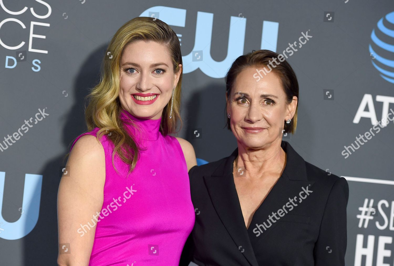 Zoe Perry Laurie Metcalf Laurie Metcalf Right Editorial