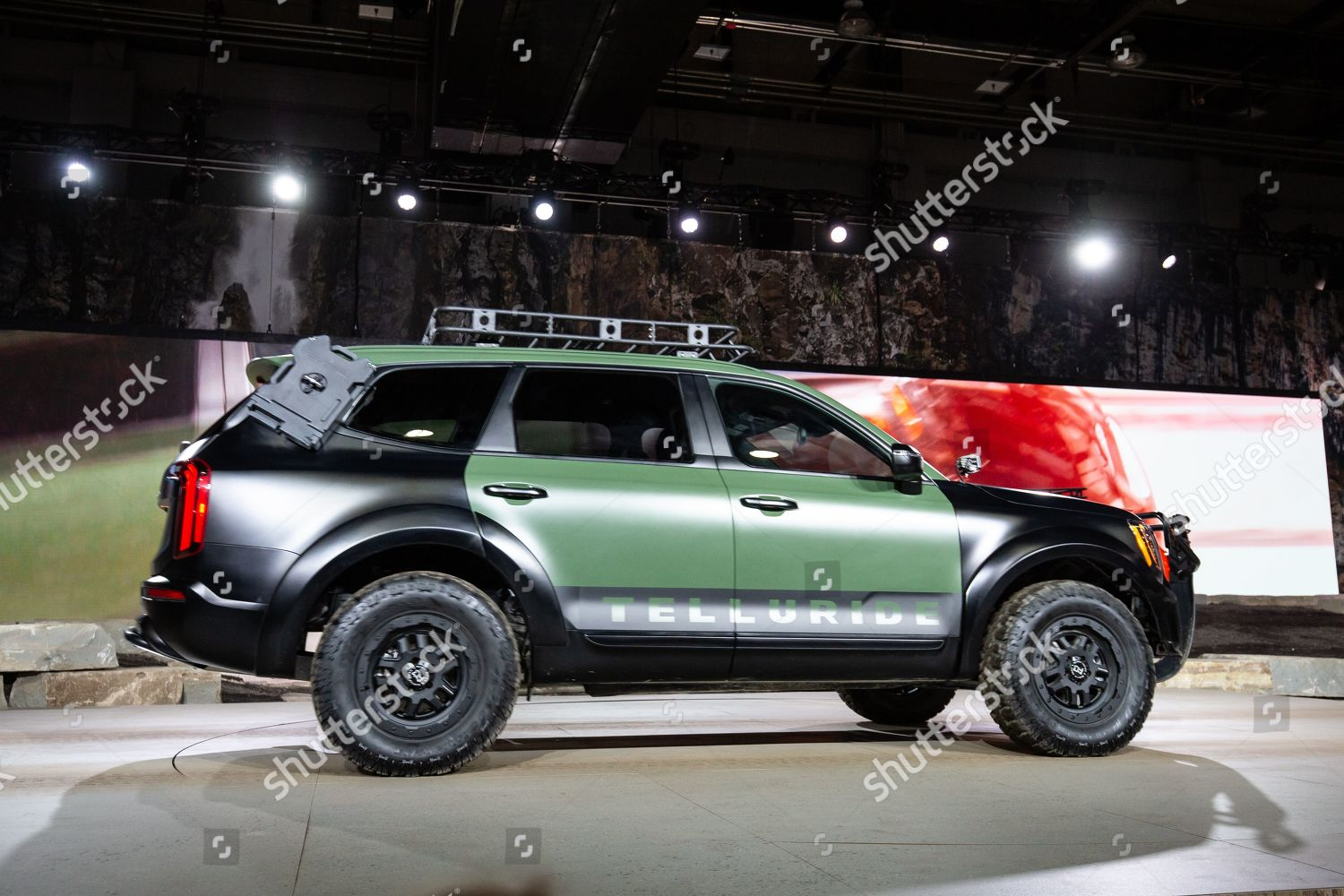 North American Auto Show 2020.2020 Kia Telluride 2019 North American International