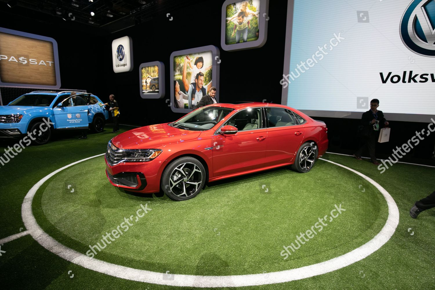 North American Auto Show 2020.Volkswagen 2020 Passat 2019 North American International