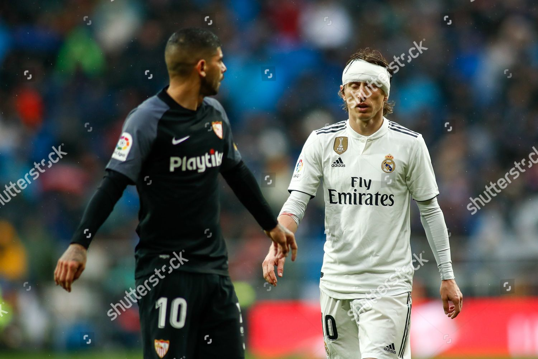Luka Modric Real Madrid Editorial Stock Photo Stock Image