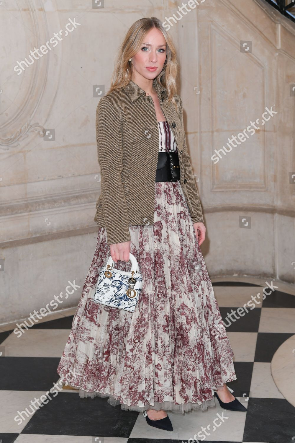 6b706f7725 Christian Dior show, Front Row, Spring Summer 2019, Haute Couture Fashion  Week, Paris, France Stock Image by David Fisher for editorial use, Jan 21,  2019