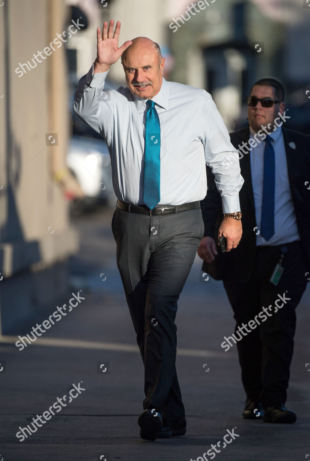 Dr Phil McGraw Editorial Stock Photo - Stock Image