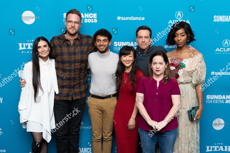 Stock photo of 'Corporate Animals' premiere, Sundance Film Festival, Park City, USA - 29 Jan 2019