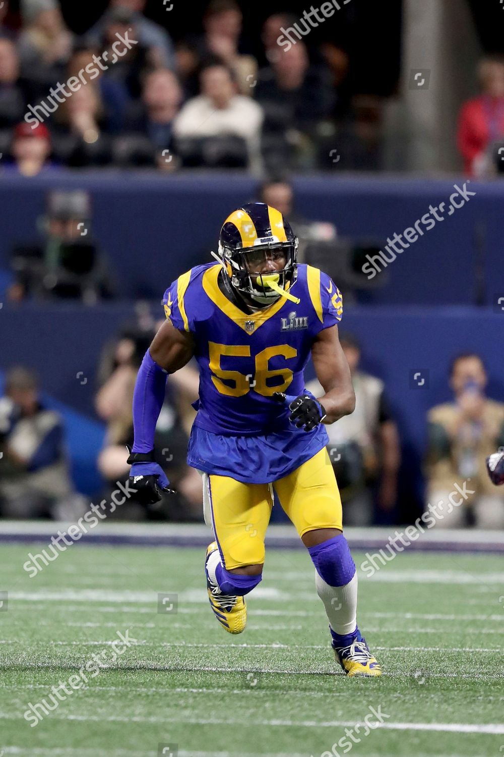 check out 30cb2 d92b3 Los Angeles Rams Dante Fowler Jr 56 Editorial Stock Photo ...