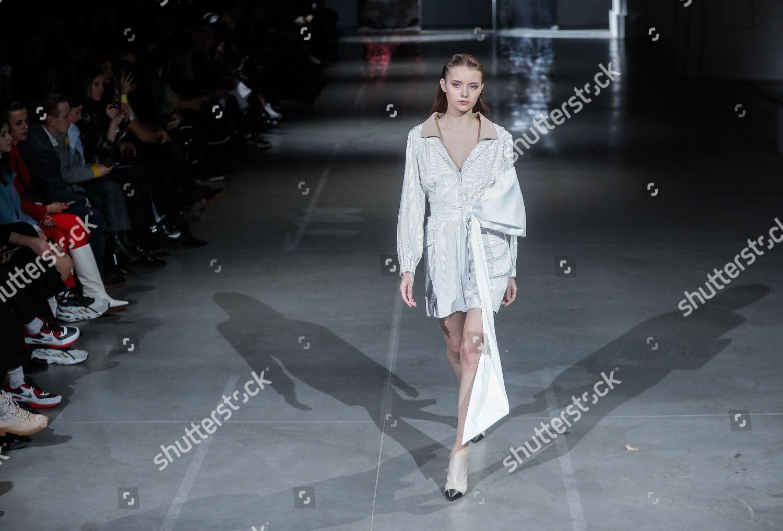 93403f95952 SANNA ONE - Runway - Ukrainian Fashion Week 2019/20, Kiev, Ukraine Stock  Image by SERGEY DOLZHENKO for editorial use, Feb 4, 2019