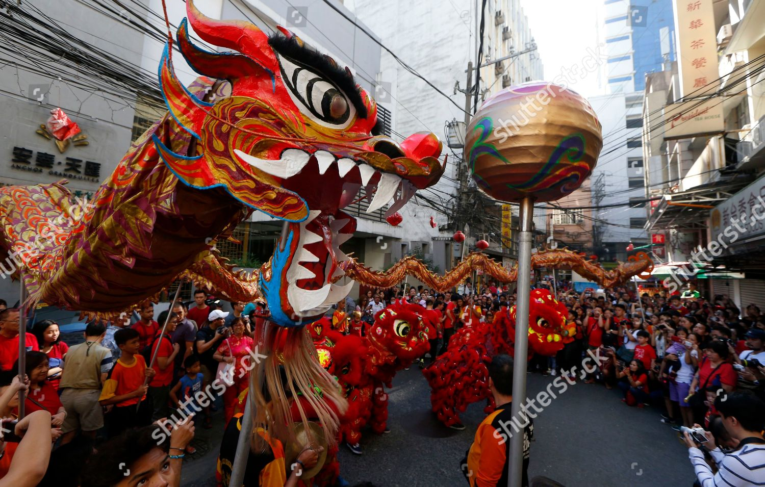 dancers perform traditional lion dragon dances celebration editorial stock photo stock image shutterstock https www shutterstock com editorial image editorial lunar new year manila philippines 05 feb 2019 10083143a