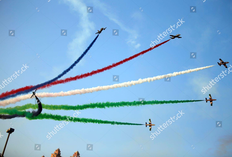 United Arab Emirates Al Fursan Aerobatic Team Editorial