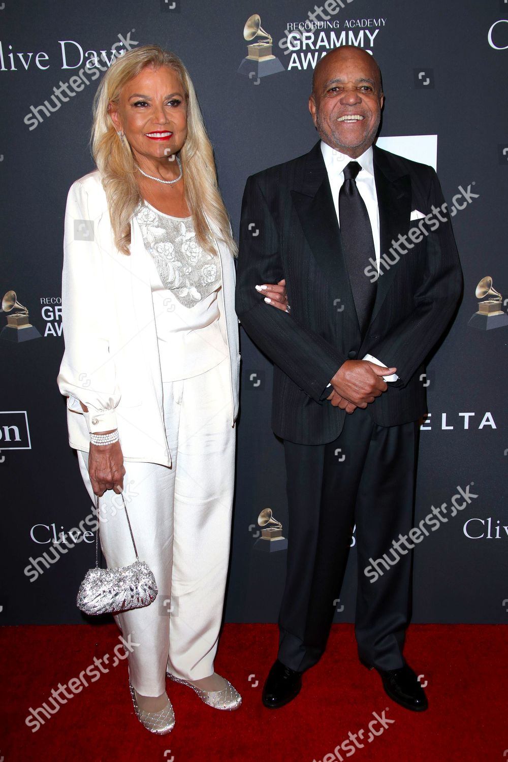 Berry Gordy Wife Editorial Stock Photo Stock Image Shutterstock