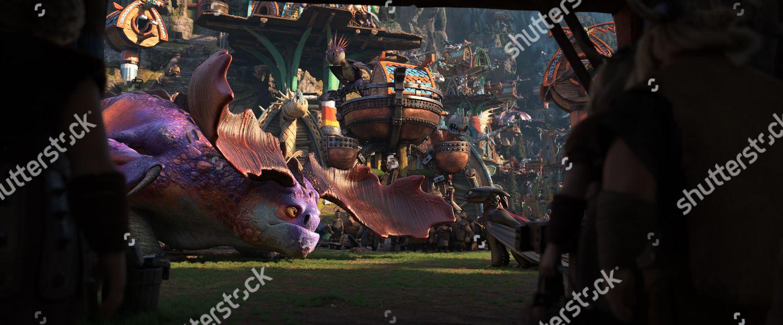 How Train Your Dragon Hidden World 2019 Editorial Stock Photo Stock Image Shutterstock