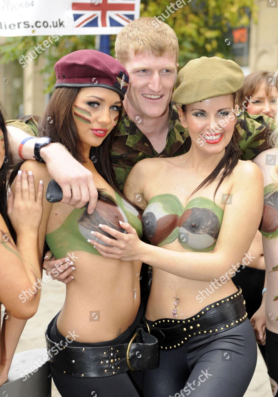 British glamour models