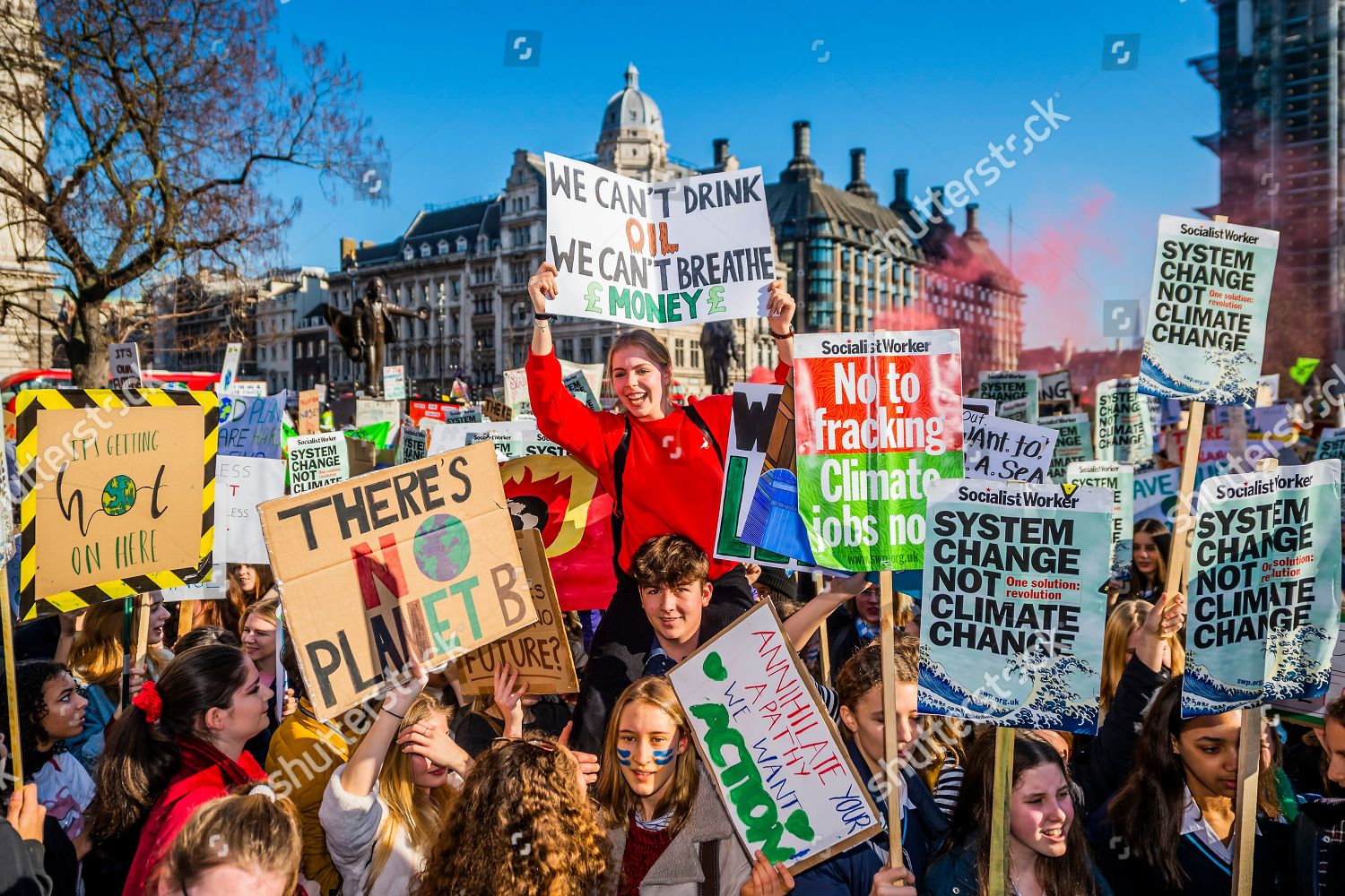 climate strike march 15 - photo #42