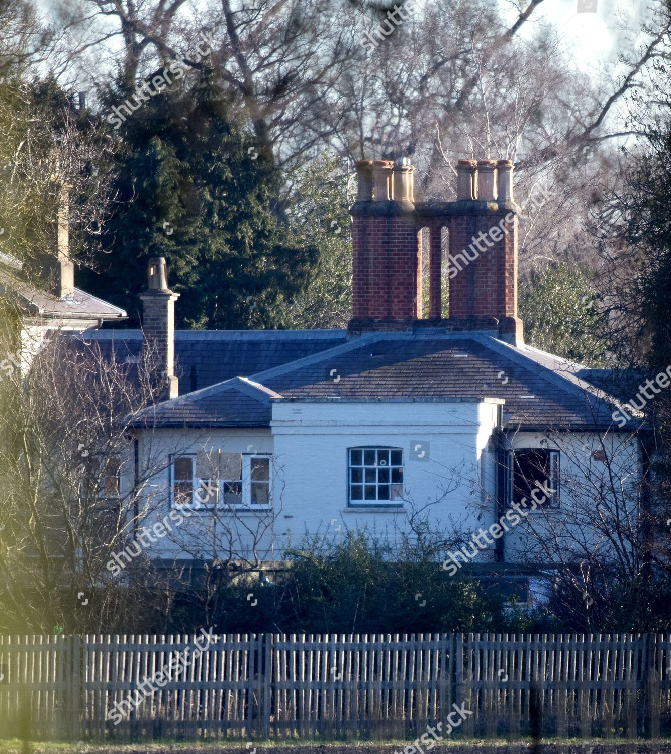 Frogmore Cottage Editorial Stock Photo - Stock Image ...