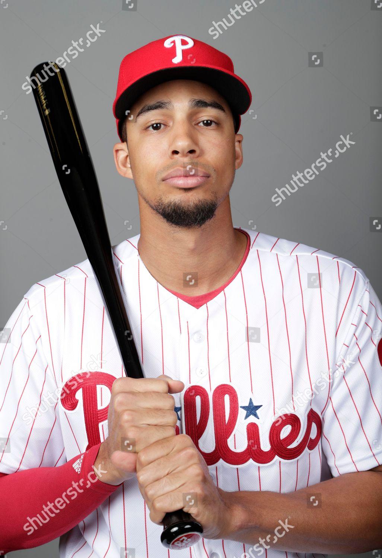 Aaron Altherr Philadelphia Phillies Spring Training Baseball Player Jersey