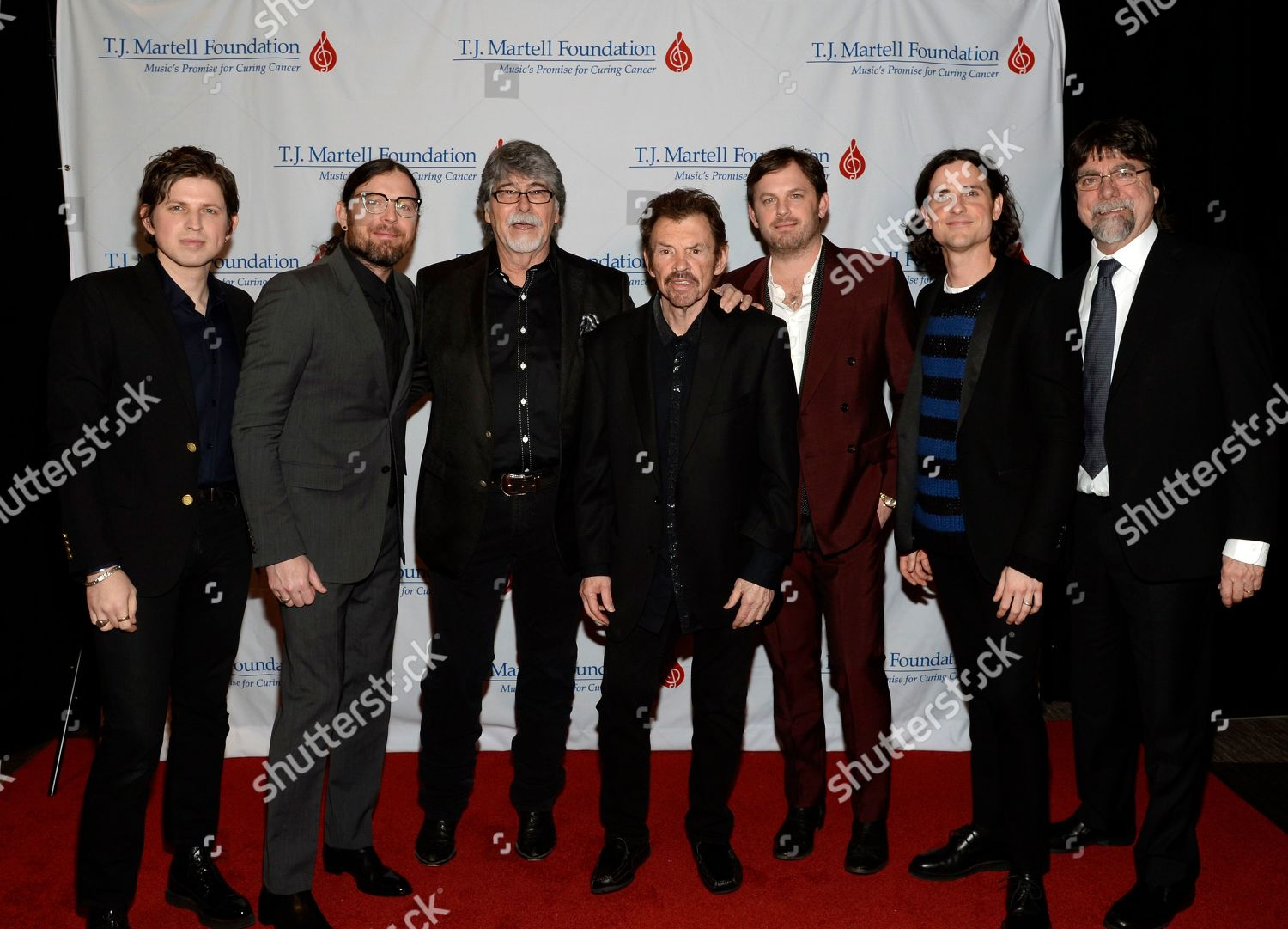 Stock photo of T.J. Martell 11th. Annual Nashville Honors Gala, USA - 25 Feb 2019