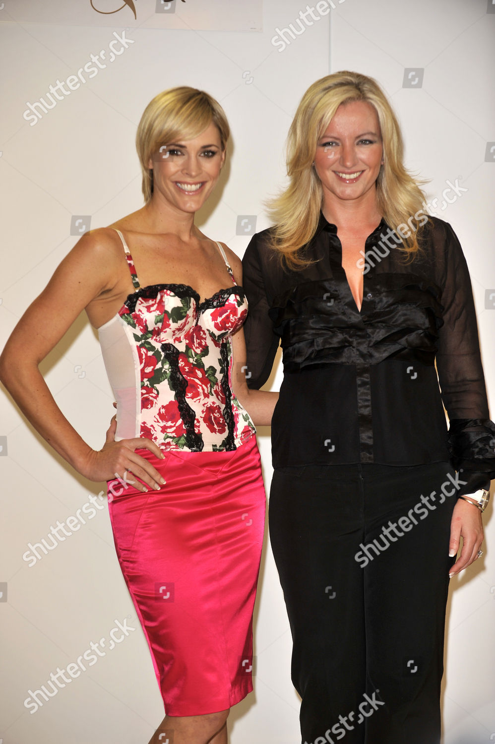 ac9dd23f9e Jenni Falconer the face and body of Adore Moi by Ultimo and Michelle Mone