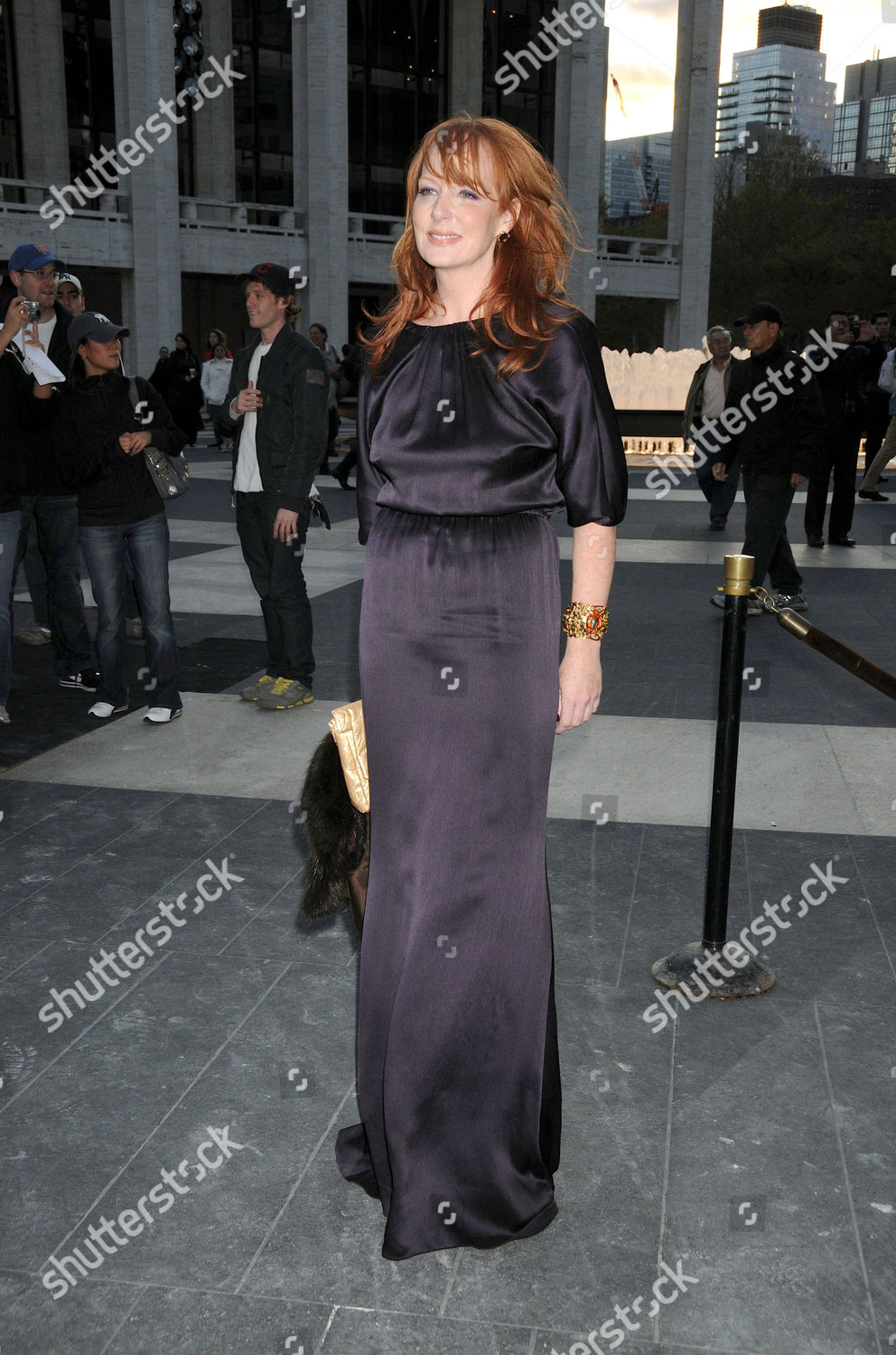 Stock photo of American Ballet Theater's 2009 Fall Gala at Avery Fisher Hall at Lincoln Center, New York, America - 07 Oct 2009