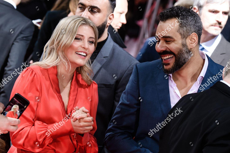 Luna Schweiger L Italian Actor Michael Klammer Editorial
