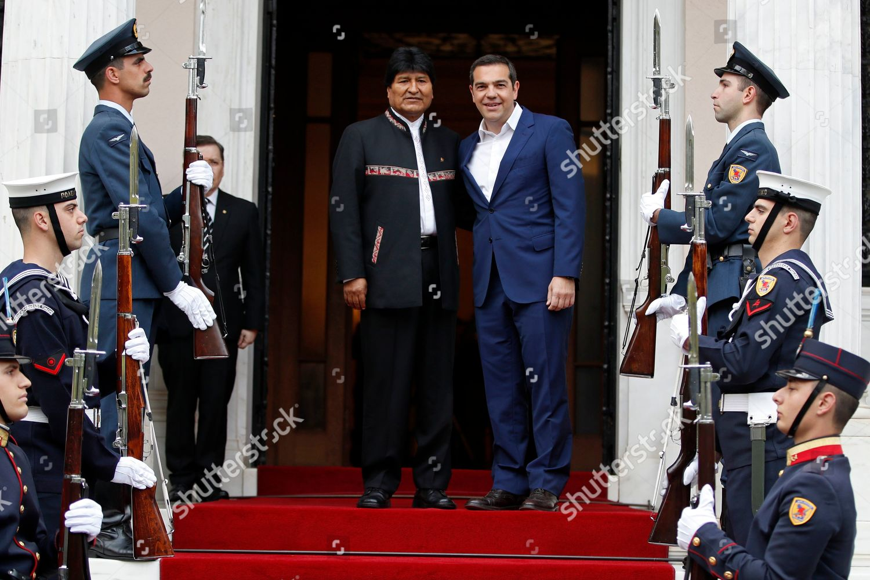 ¿Cuánto mide Alexis Tsipras? - Real height Greece-bolivia-shutterstock-editorial-10156395b