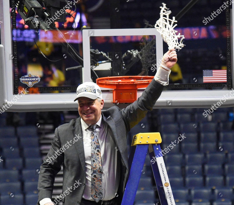 Auburn Tigers Head Coach Bruce Pearl Holds Editorial Stock