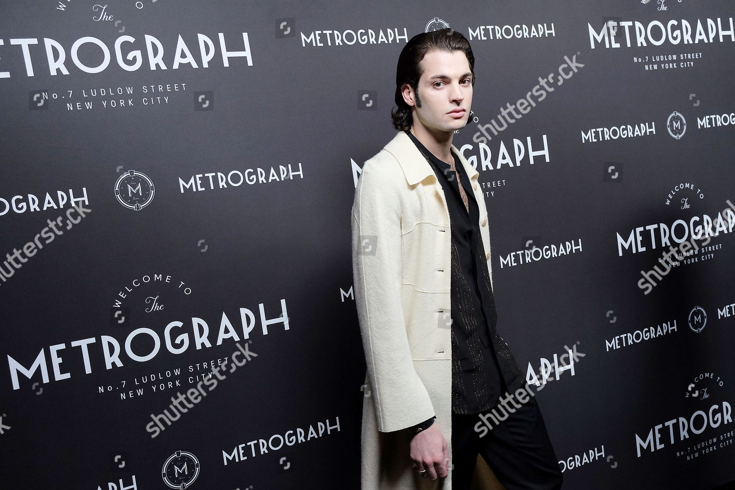 Stock photo of Metrograph Third Anniversary Party and Launch of Metrograph Pictures, New York, USA - 21 Mar 2019