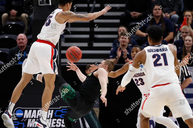 new style 02292 eb95f NCAA Baylor Gonzaga Basketball, Salt Lake City, USA - 23 Mar 2019