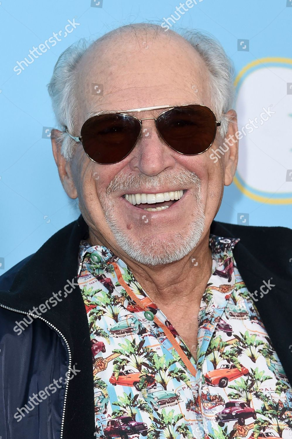 Jimmy Buffett attends LA Premiere The Beach Editorial Stock Photo