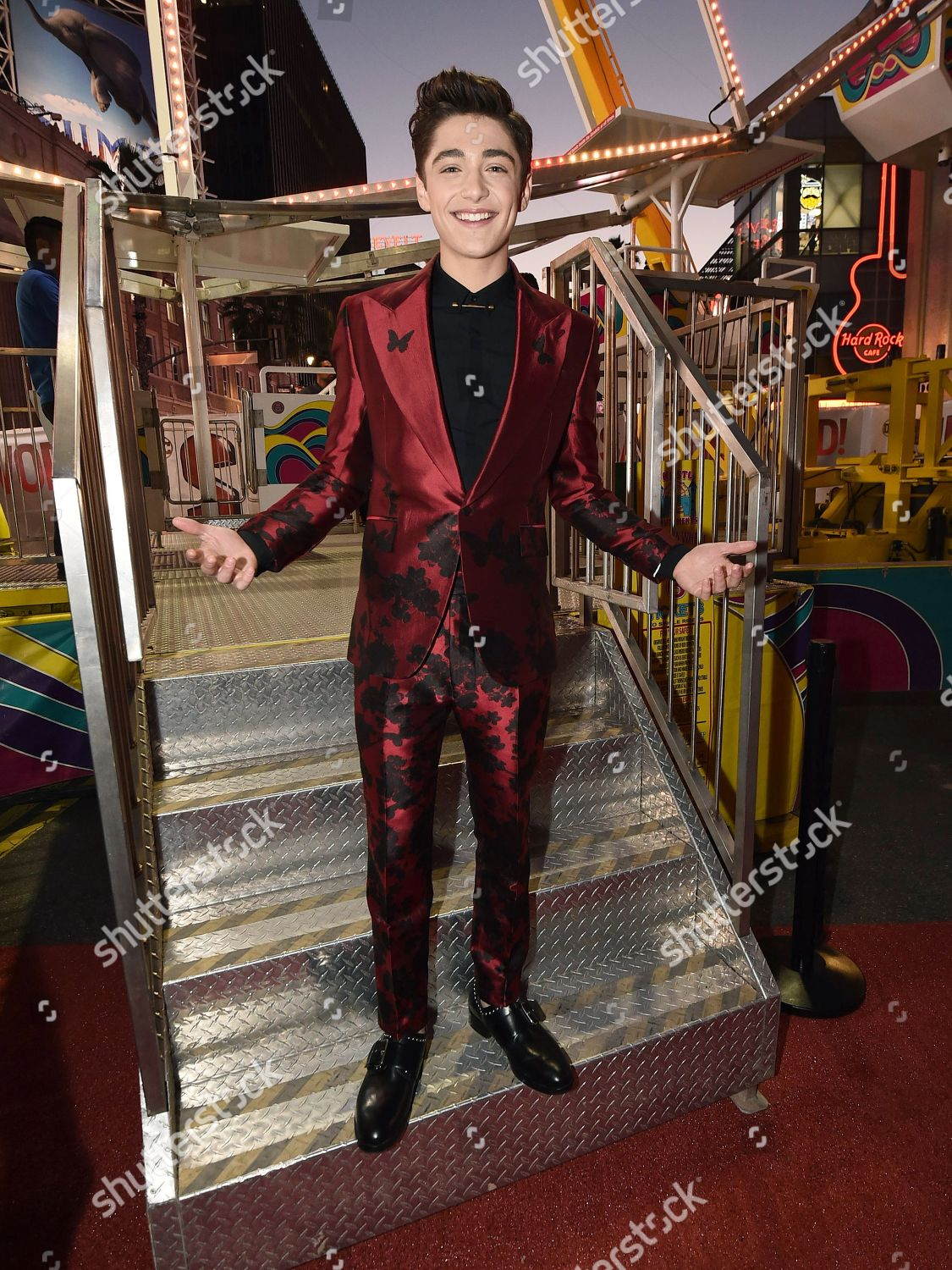 Asher Angel Editorial Stock Photo - Stock Image | Shutterstock