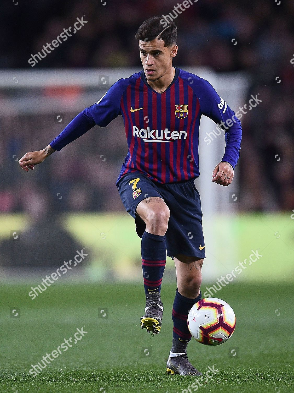 d6769a63f3e Philippe Coutinho FC Barcelona Editorial Stock Photo - Stock Image ...