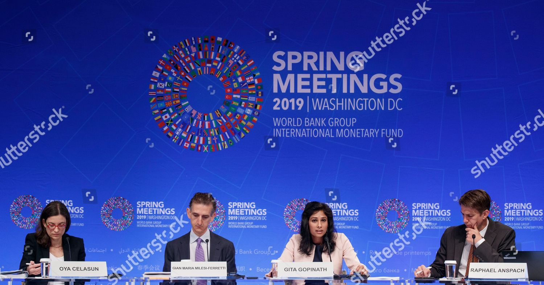 Chief Economist Director Research Department IMF Gita