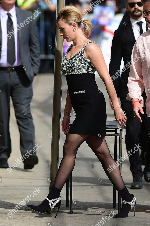 Stockings scarlett johansson Scarlett Johansson: