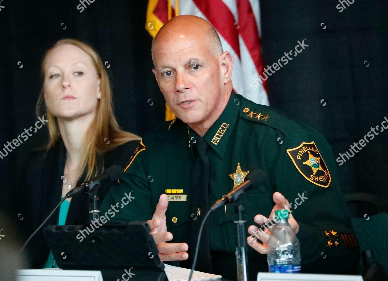 Bob Gualtieri Christina Linton Pinellas County Sheriff