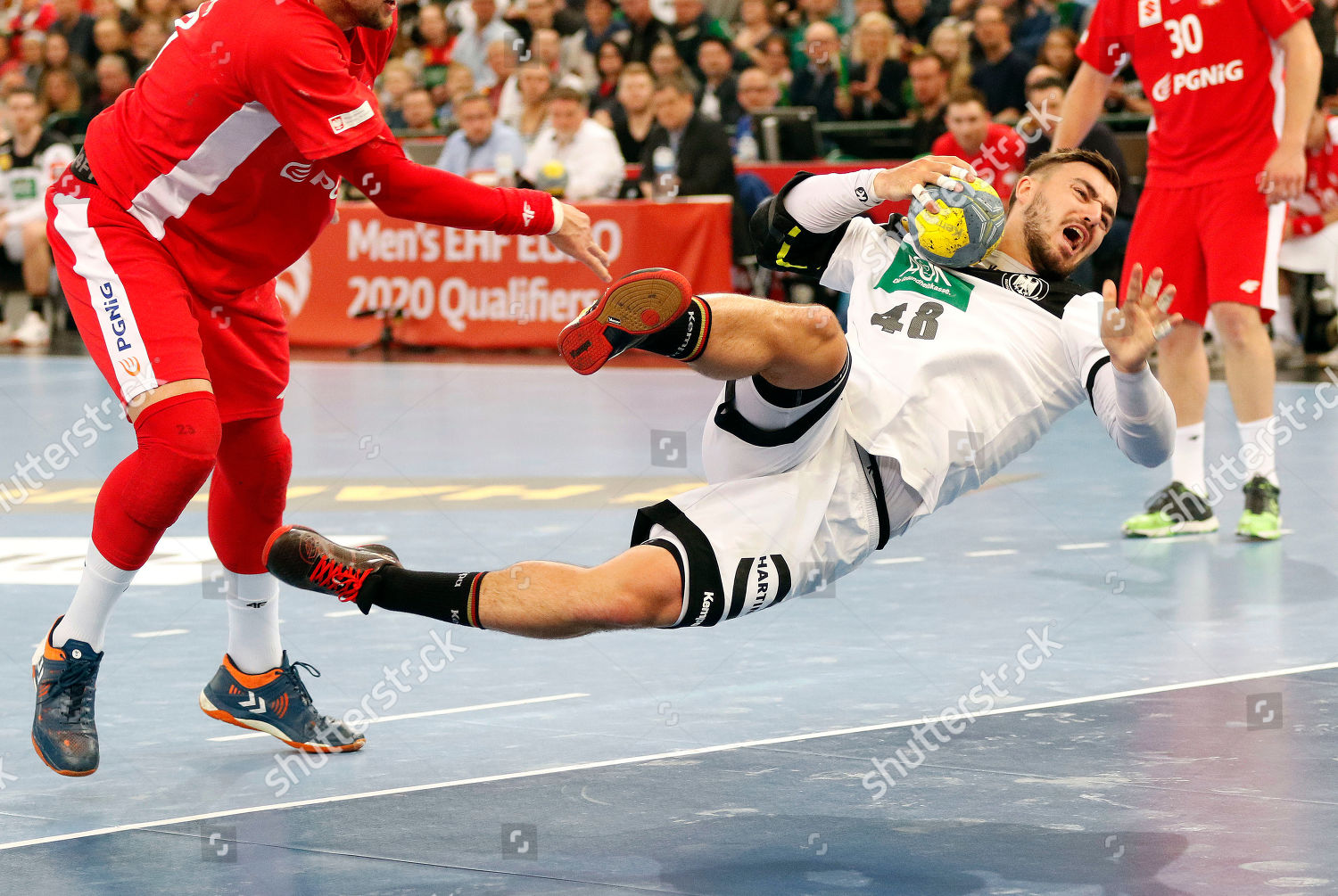 Handball Ehf Qualifier Euro 2020 Germany Poland 29 Editorial