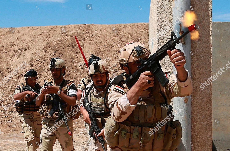Australian New Zealand coalition forces participate training