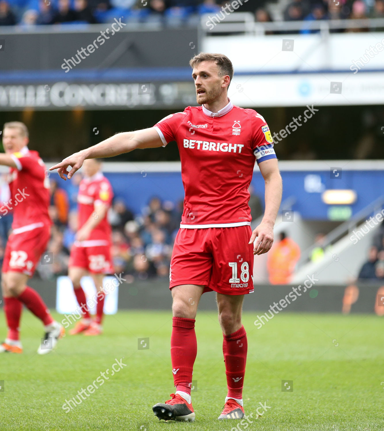 Jack Robinson Nottingham Forest Who Received Constant Editorial Stock Photo Stock Image Shutterstock