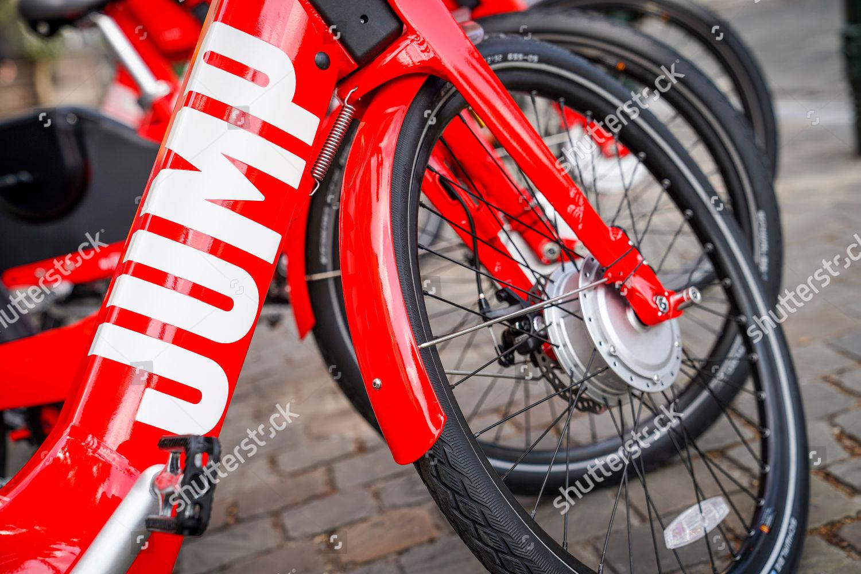Jump bikes Editorial Stock Photo - Stock Image | Shutterstock
