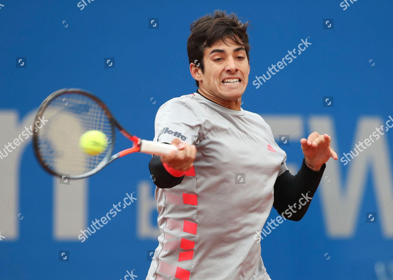 Cristian Garin Tennis Bmw Open 2019 Atp Mttc Editorial Stock Photo